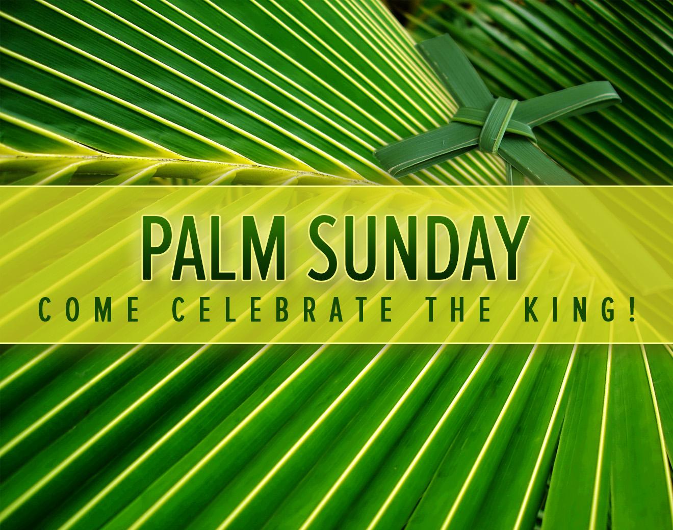 Palm Sunday – Mark 11:1-11 - Sooke Baptist - photo#6